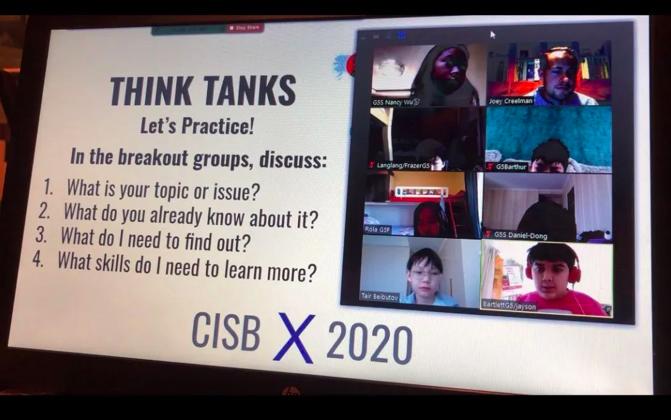 CISB 2020