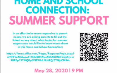 PSES Home and School Connection, May 28