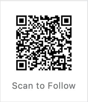 Scan to follow