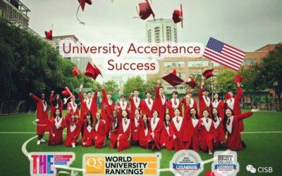 2020 UK, Europe & Asia University success!