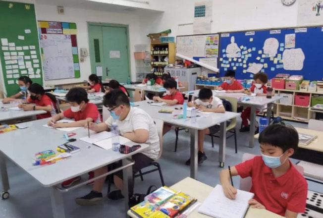 CISB-kids-back-at-school