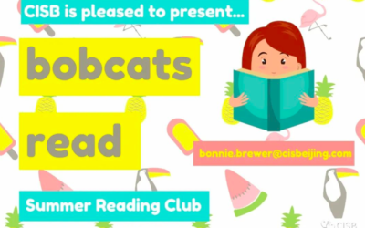 CISB PSES summer reading club
