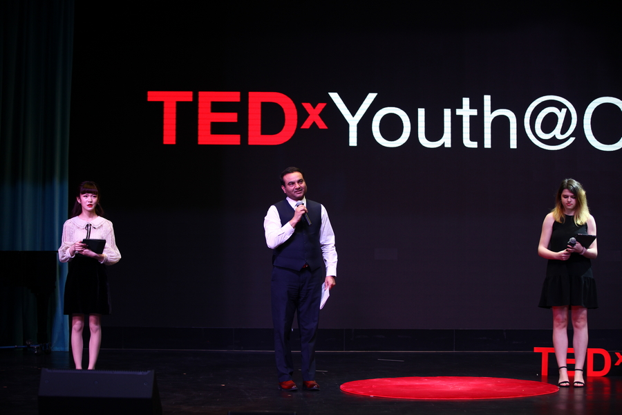 TEDxYouth@CISB