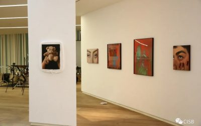 """CISB """"Astro world: Exit Tourism"""" art exhibition successfully concluded!"""