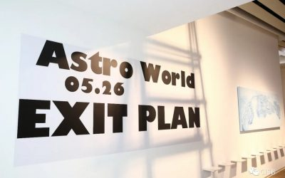 Astro World/Exit Tourism Opens at Kun Gallery