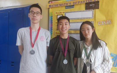 CEMC (Centre for Education in Mathematics and Computing) Math contest organized by University of Waterloo